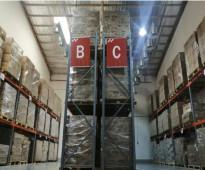 مستودعات تجميل طبية مرخصة من هيئة الغذاء والدواء للتخزين للغير