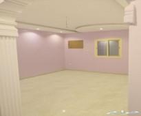 شقه  4 غرف للبيع بسعر مغري مستقله بجميع خدماتها