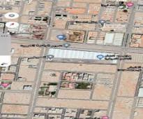 أرض للبيع في شارع علي الطنطاوي ، حي العارض ، الرياض