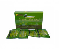 جرين كوفى الامريكيه للتخسيس Green Coffee Beans