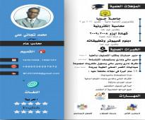 مدير مالي سوداني محترف