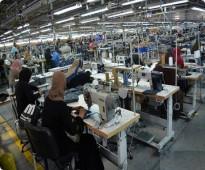 مصنع ملابس جاهز لجميع الطلبات