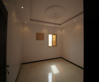 أترك الايجار وتملك شقة واسكن مباشرة 3غرف +2حمامات+صالة +ومطبخ(أفراغ فوري)