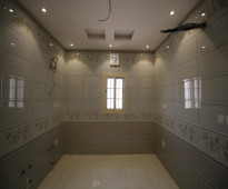 ودع الايجار وتملك شقة 5غرف +3حمامات أمامية بمدخلين جديدة