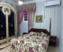 شقة مفروشة غرفة ومدخل صالة صغيرة وحمام ومطبخ كبير - جدة - حي الروضة