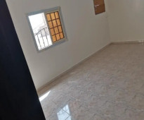 شقة عوايل 3 غرف  دورتين مياة