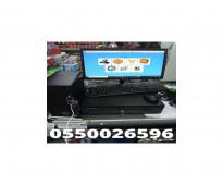جهاز كاشير كامل نقطه بيع جهاز كمبيوتر للمتاجر والتموينات والمحلات والبقالة