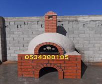 بناء فرن طوب 0534388185 أفران معجنات و بيتزا و فطائر بمقاسات مختلفه حسب الطلب,