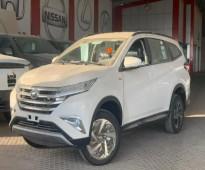 تويوتا - راش الموديل: 2021  السيارة: جديدة