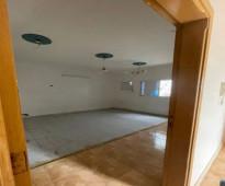 شقة غرفتين + مطبخ