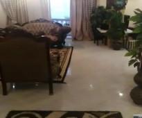 شقة مفروشة للبيع على شارع البيني الهرم