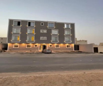 شقق اربع غرف فاخره للبيع في حي لبن قبل تقاطع ينبع مع الجنادريه