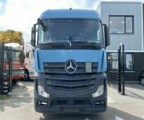للبيع مجموعه من الشاحنات المرسيدس اكتروس Mp4 بحاله ممتازه