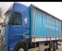 شحن ونقل اثاث و سيارات من الامارات الي  السعودية و السودان 00971507836089