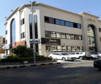 مكتب إداري في مبنى مصرح تجاري اداري للايجار