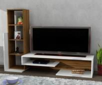 طاولة تلفزيون لونين تركية