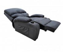 كرسي استرخاء مريح للظهر قابل للتحكم