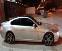 سيارة BMW حجم 630 موديل 2006