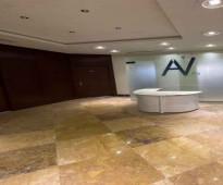 مكتب تجاري للإيجار في طريق الملك فهد الفرعي ، حي الملقا، الرياض