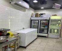 مطعم جديد للتقبيل في محافظة القويعية