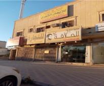 محل للايجار حي طويق شارع الإخلاص