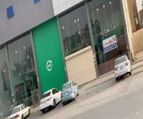 محلات تجارية ميزانيين  باقي 8 محلات