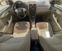 كورولا موديل 2012 - Corolla 2012 model