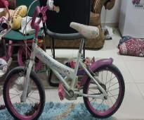 دراجة هوائية ( سيكل ) للأطفال بالرياض مخرج ١