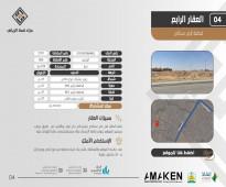 قطعة أرض سكنية حي نمار الرياض مزاد قمة الرياض