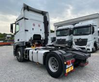 شاحنة مرسيدس اكتروس 2014 استيراد حسب الطلب