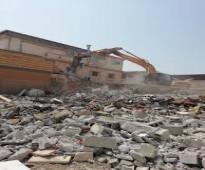 هدم وتكسير المباني والفلل وأعمال الأسفلت