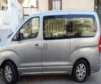 هونداي H1    الموديل:  2012