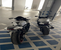 Suzuki GSX-R 750 2019 and 2017 (Low KM)