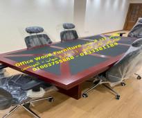 طاولات اجتماعات خشب