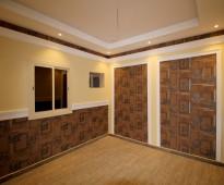 شقه روف 5 غرف افراغ فوري بسعر 620 الف فقط