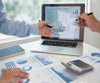 """"""" مدى"""" أفضل مكتب استشارات اقتصادية معك خطوة بخطوة اجعلها شريكك المثالي"""