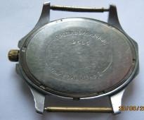 """ساعة اتحاد الجمهوريات الاشتراكية السوفياتية """"Vostok"""" تعمل عام 1964"""