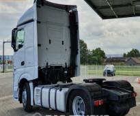 شاحنه مرسيدس اكتروس  1845 mp4 (2*4)استيراد اوروبى لم تعمل فى السعودية للبيع