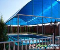 تركيب افضل انواع مظلات اللكسان من مؤسسة انجاز بالرياض  0500513512