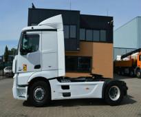 شاحنة مرسيدس اكتروس mb4 موديل 2012 استيراد حسب الطلب