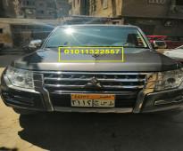 باجيرو للايجار بدون سائق – تاجير سيارات