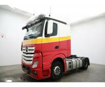 لراغبى الشاحنات المرسيدس ذات الصلابه لدينا للبيع شاحنه مرسيدس اكتروس 1842 mp4 موديل : 2012
