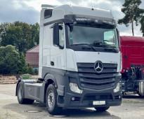 شاحنة اكتروس موديل 2017 استيراد حسب الطلب