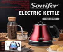 غلايات المياه الساخنه Sonifer Electric Kettle لتحضير الشاي استخدام غلاية الماء الكهربائية | غلايات ماء كهربائية في الأرد