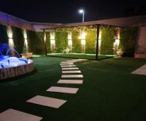 تنسيق حدائق الاحساء - شركة الحجار الذهبية للمقاولات العامة و تنسيق الحدائق