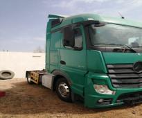 للبيع أقوى افضل والشاحنات مرسيدس أكتروس بحالة ممتازة جدا