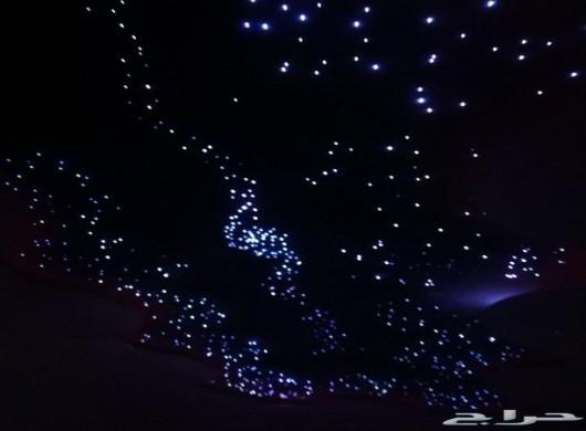 تركيب سقف روز الياف ضوئية جدة Fiber Optics معروض للبيع في الطائف السعودية اعلان منتهي